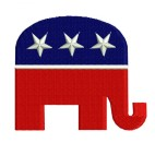 US republican elephant