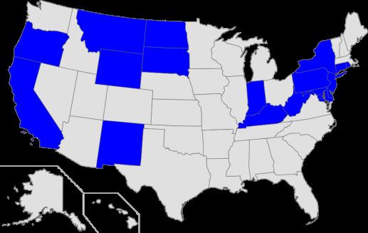 US primaries - Democratic - to go