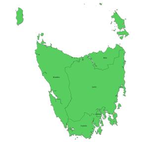 Aust - Tasmania