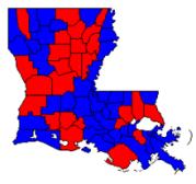 image-louisiana-senate-map-2008