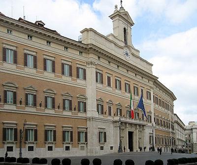 image - Palazzo Montecitorio - Italian Chamber of Deputies.jpg