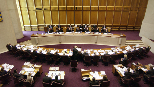 image - Australian High Court