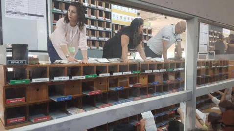 image - Malta vote sorting