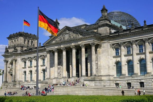 image - german Reichstag building