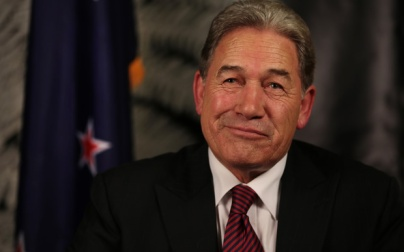 image - NZ - Winston Peters