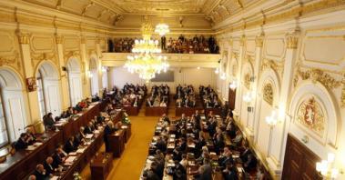 image - Czech chamber of deputies
