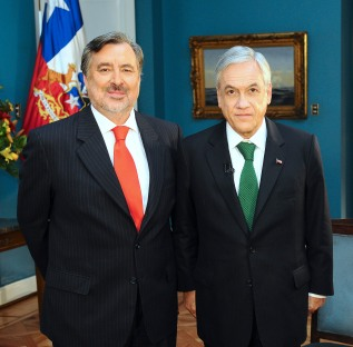 image - Chilean presidential runoff candidates 2017 - Guillier-Piñera