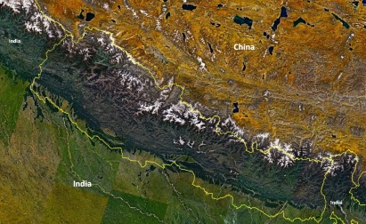 image - NASA_Landsat_7_Nepal