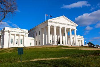 image - Virginia capitol building, Richmond