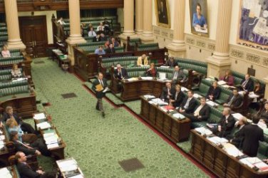 image - South Australian House chamber